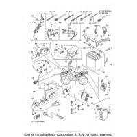 allumage-electricit u00e9-yamaha-400 kodiak